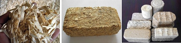 Biomass Hydraulic Briquette Press Materials