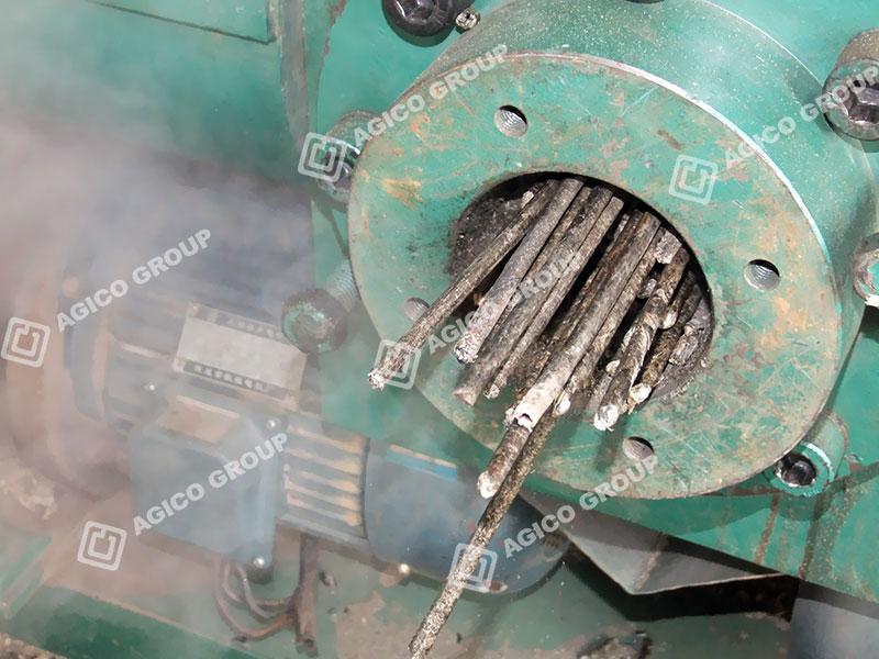 Industrial wood briquette machine essential equipment for