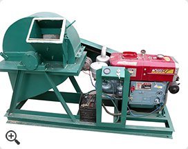 GC-FSD-D Crusher(Diesel Engine)