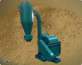 GC-FSC Hammer Mill