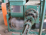 Large Briquetting Press