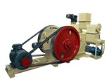 Wood Shavings Briquette Maker