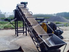 Industrial Wood Briquette Machine