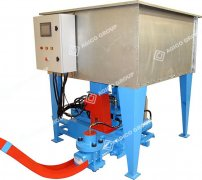 Elephant Grass Briquette Machine