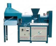 Interested in Sawdust Briquette Press