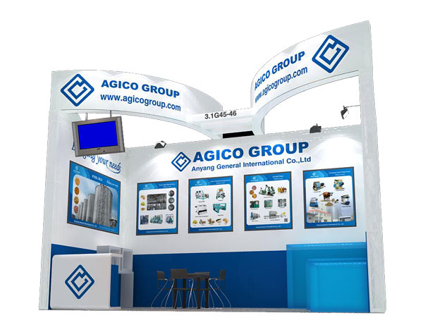 AGICO attend 116th China Import and Export Fair