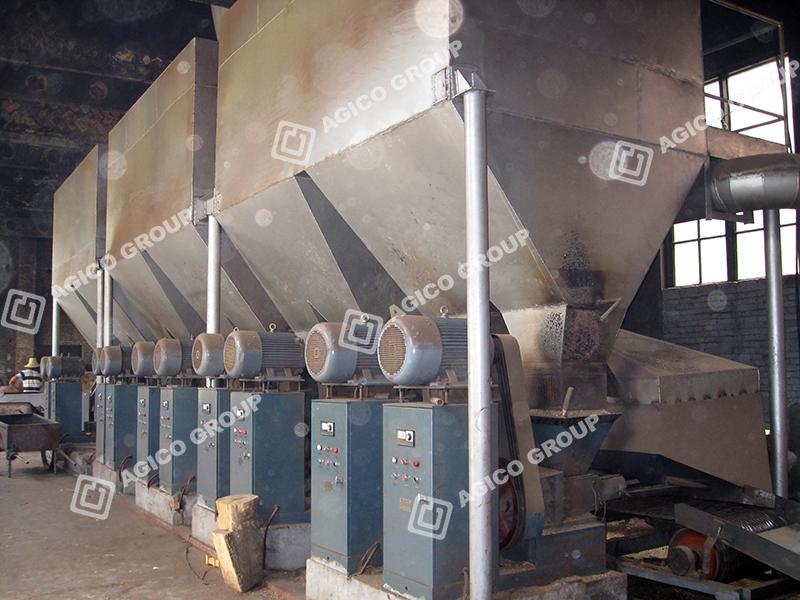 Make Your Business Biomass Briquette Press Plans